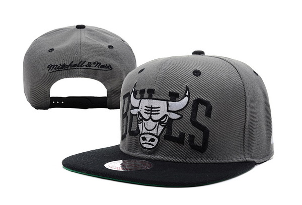 Chicago Bulls NBA Snapback Hat XDF160